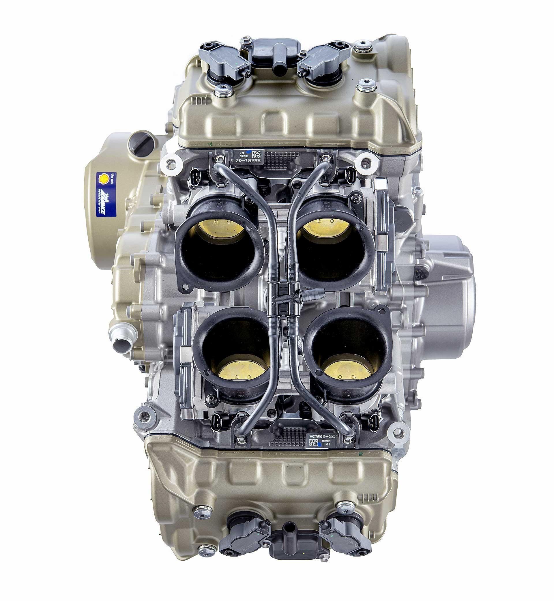 Ducati Motore V4 Granturismo