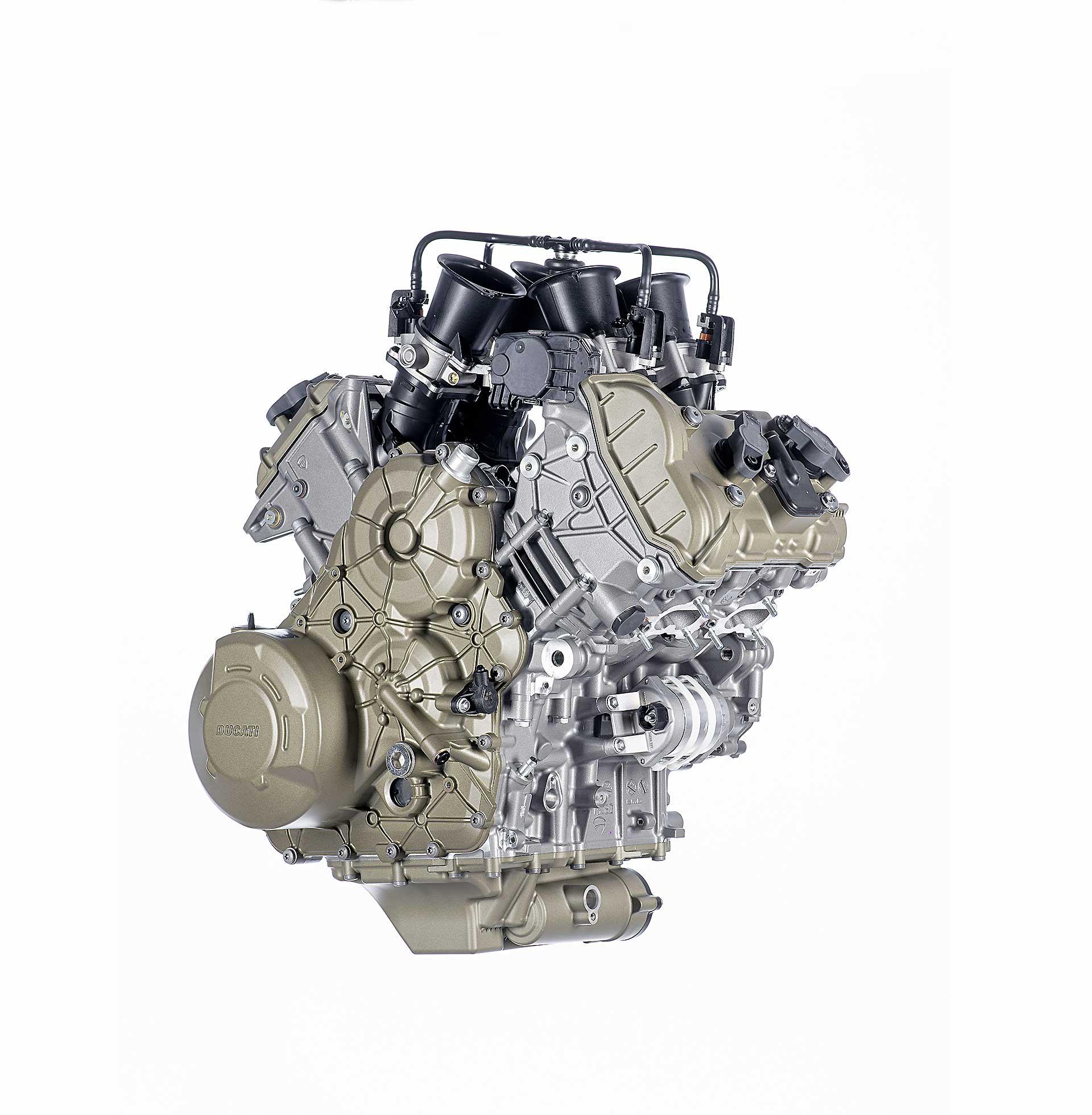 Ducati Motore Granturismo